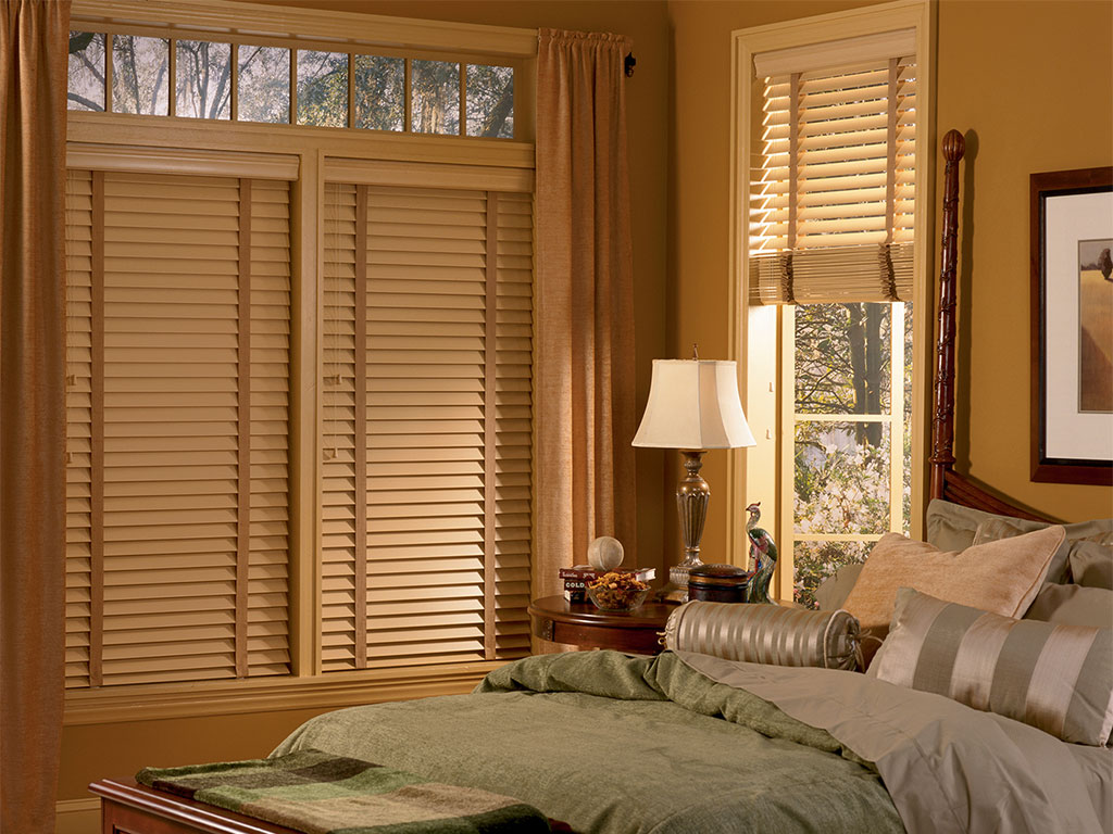 Faux wood Alternative Wood Blinds