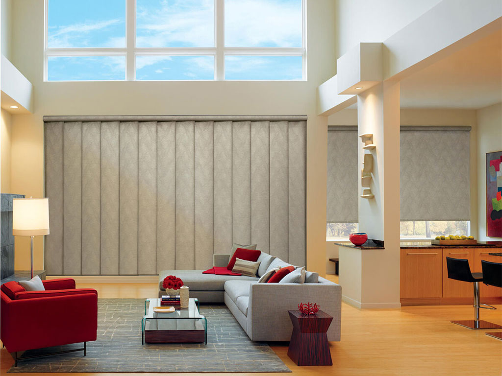 Custom Vertical Blinds